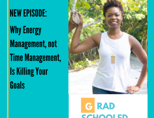 Why Energy Management, not Time Management, Is Killing Your Goals