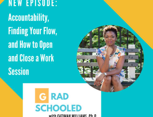 Accountability, Finding Your Flow, and How to Open and Close a Work Session
