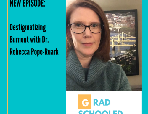 Destigmatizing Burnout with Dr. Rebecca Pope-Ruark