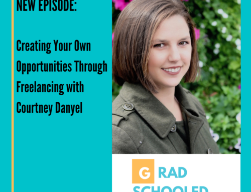Creating Your Own Opportunities Through Freelancing with Courtney Danyel